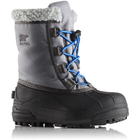 Sorel Youth Cumberland Boots Quarry/Shark